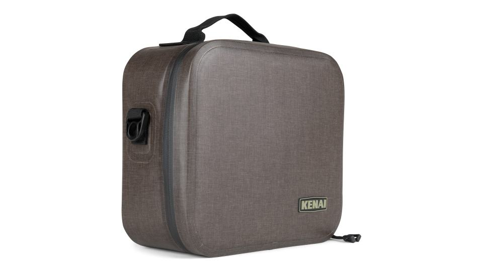 lunch box front turned view