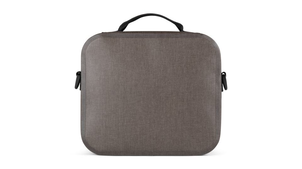lunch box cooler - back view